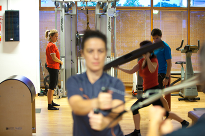 Mar Pilates entrenament personal a Vic